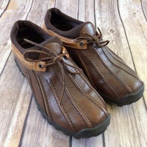 All Leather Bass Duck Booties